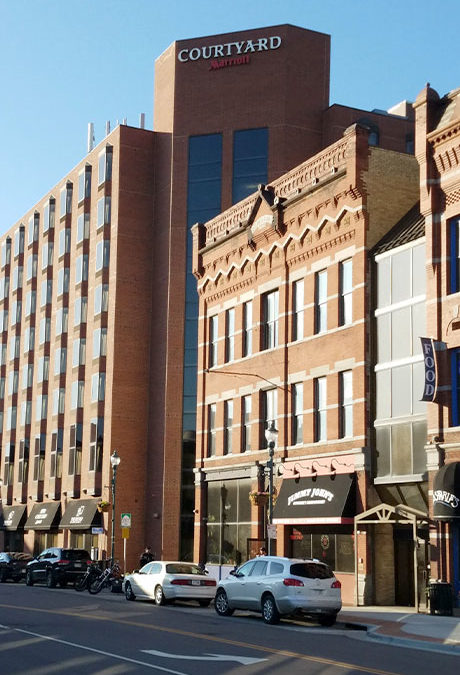 McClure – Searle Building
